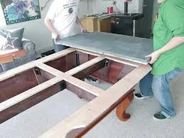 Pool table moves in Austin Texas