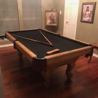 Pool Table 7' World of Leisure
