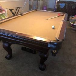 Brand New Pool Table for Sale (SOLD)