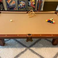 Cannon Pool Table in Excellent Condition