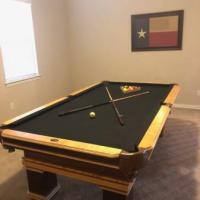 McClure 8ft Pool Table