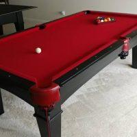 Austin Biliards Custom Pool Table