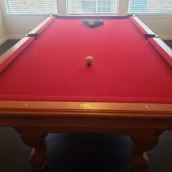 8 foot American Heritage PoolTable