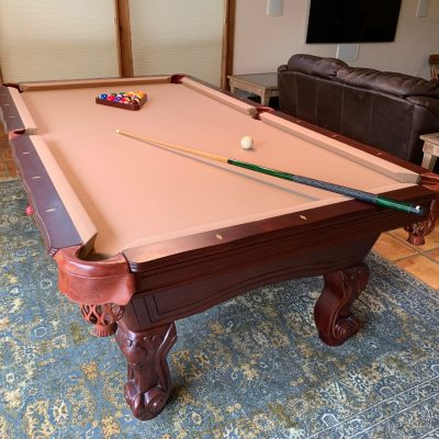 Southern Legacy Brand Pool Table