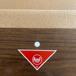 Vintage AMF Pool Table