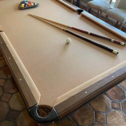Pool Table by Golden West Billiards